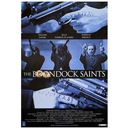 Boondock Saints POSTER Movie (27x40) - Halloween Trailer