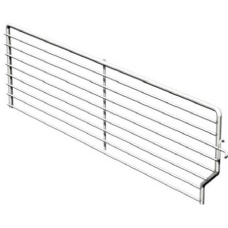 Lozier Store Fixtures BFD315 BCP 3 High x 15 Deep in. Wire Bin Divider - Pack Of 40 ()