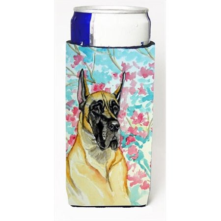Fawn Great Dane Michelob Ultra bottle sleeves For Slim Cans - 12 Oz. - image 1 de 1