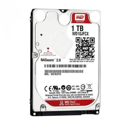 Western Digital WD10JFCX 1tb Sata 6gbs 16mb Red Drive