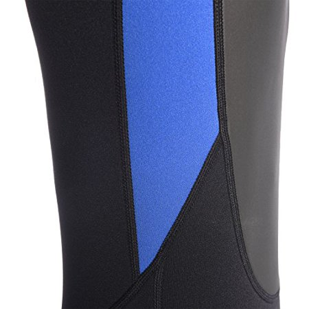 c72308f5ca Ivation 3mm Short Wetsuit for Adult - Crafted of Premium Neoprene ...