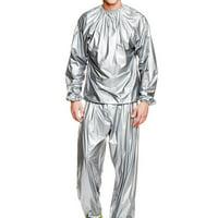 a90df6c21e3 Silver Sauna Suits - Walmart.com