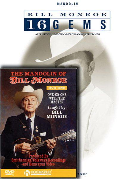 Bill Monroe + The Mandolin of Bill Monroe by
