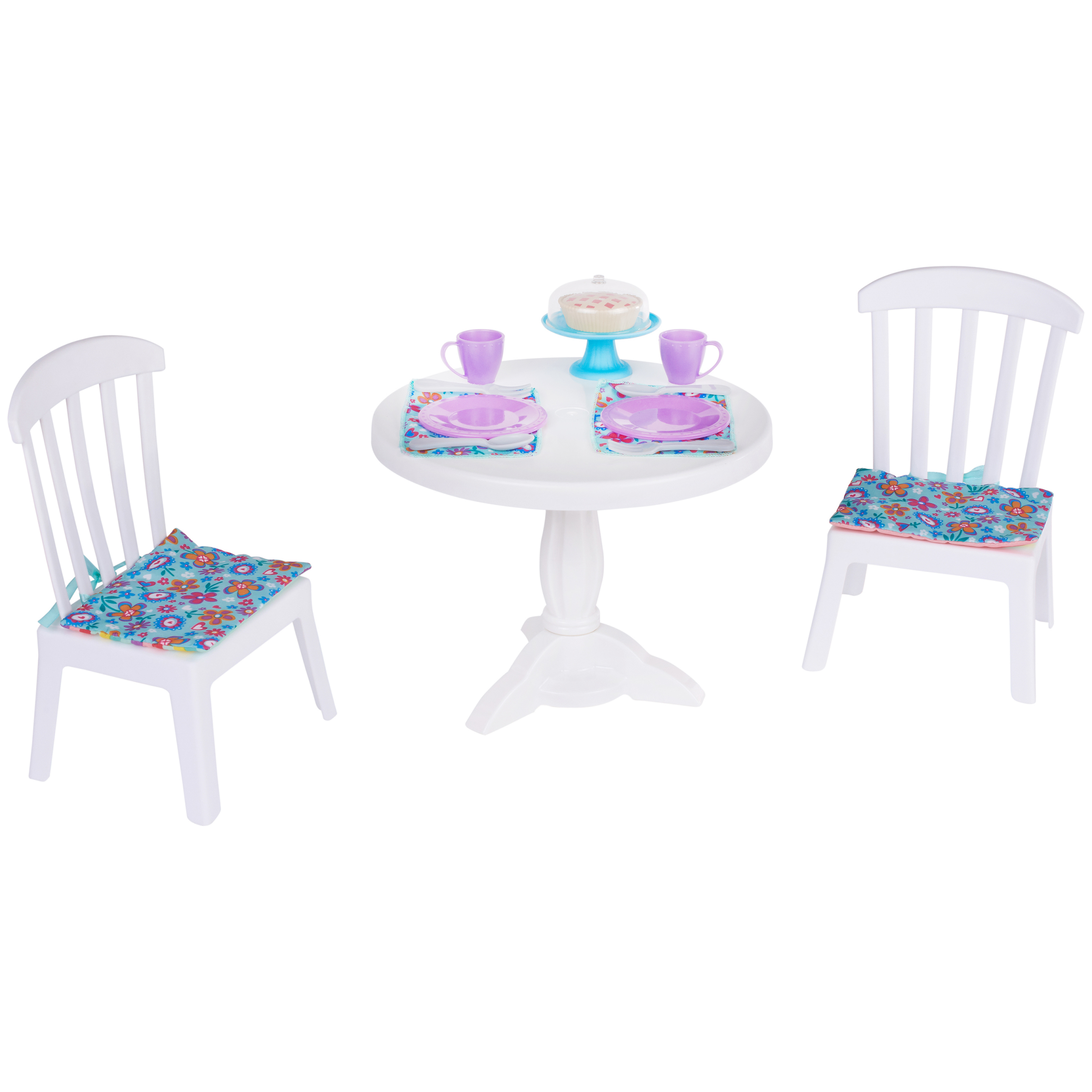 Dining Room Play: My Life As 15-Piece Dining Room Play Set, For Play With
