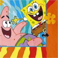 SpongeBob SquarePants 'Buddies' Lunch Napkins (16ct)