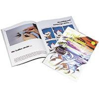 """Paasche TSA """"T-Shirt Airbrushing"""" Book"""