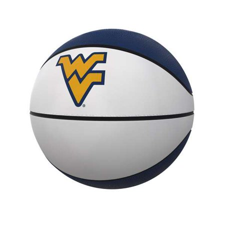 - West Virginia Mountaineers Official-Size Autograph Basketball