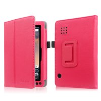 "SmarTab 7 /  iView 7"" Tablet Case  - Fintie Premium PU Leather Cover for with Stylus Holder,"