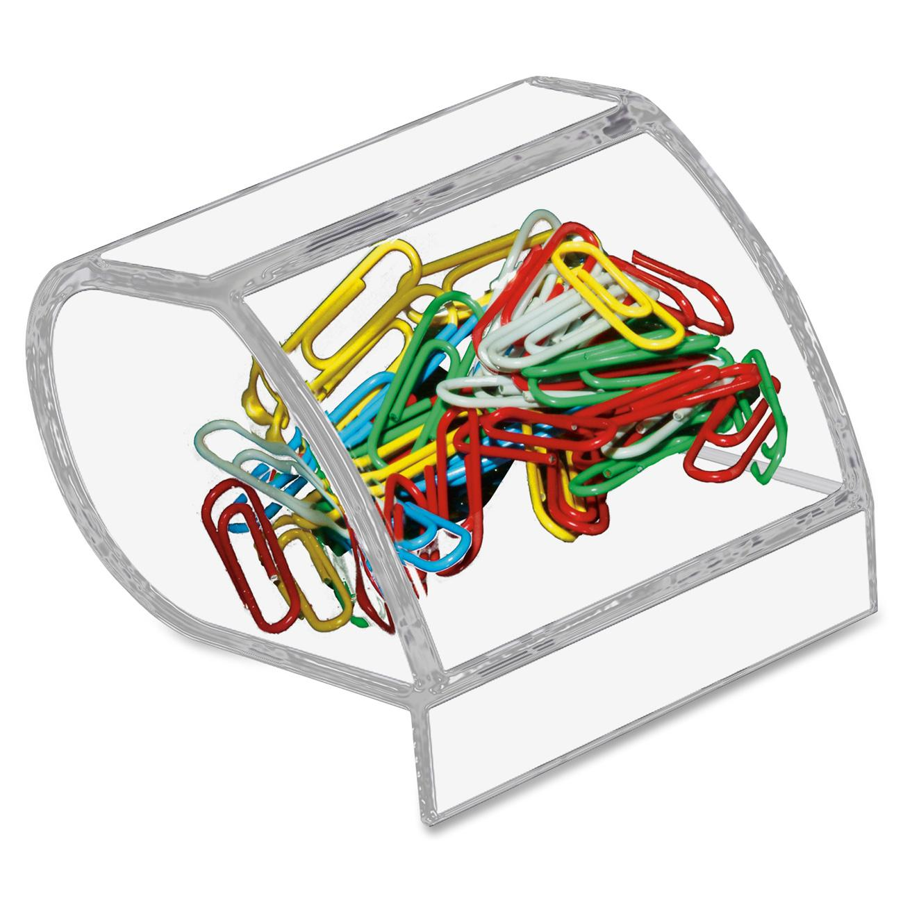 Acrylic Paperclip Holder
