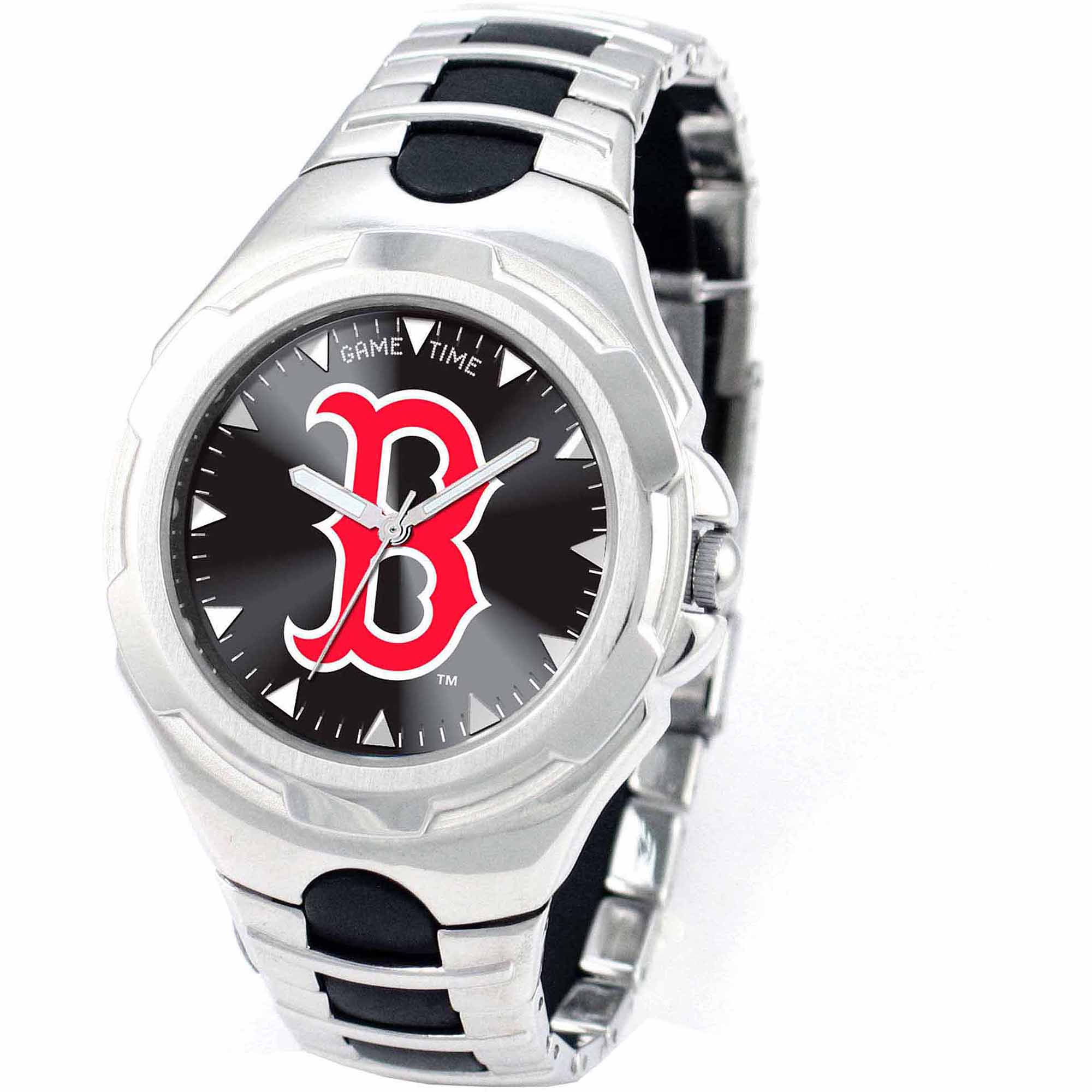 Game Time MLB Men's Boston Red Sox Victory Series Watch
