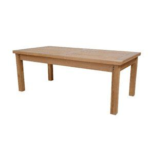 Anderson Teak Montage Outdoor Coffee Table by Overstock