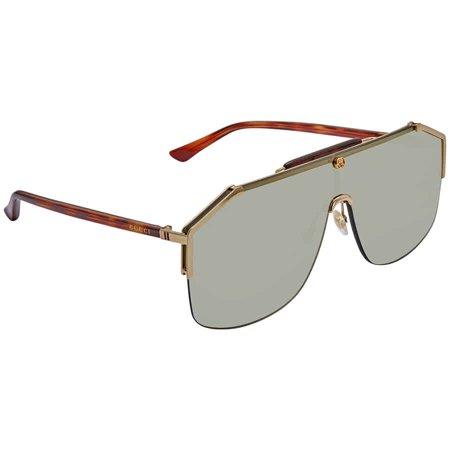 Gucci Sensual Romantic GG0291S Sunglasses 005 Gold