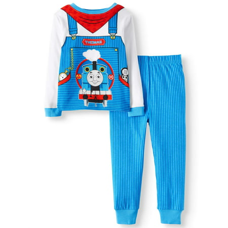 Thomas the Train Cotton Tight Fit Pajamas, 2-piece Set (Toddler Boys) (Thomas The Train Costume 2t)