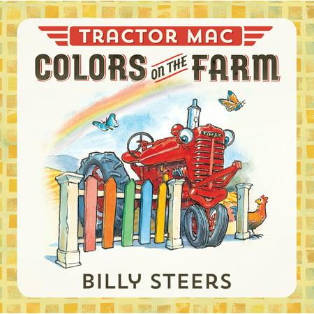 Color Farm (Colors on the Farm (Board Book) )