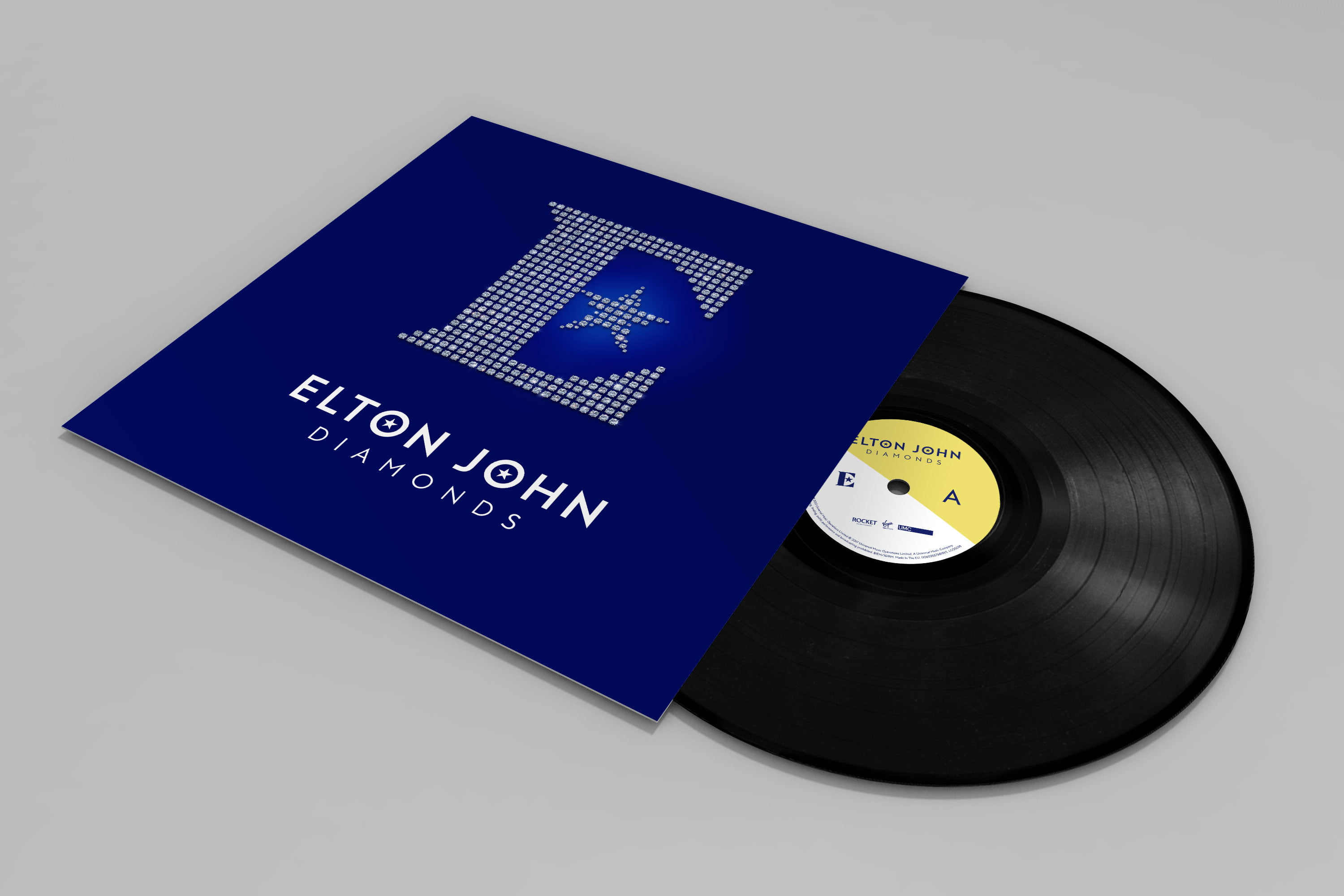 Elton John - Diamonds (2 LP) (Vinyl)