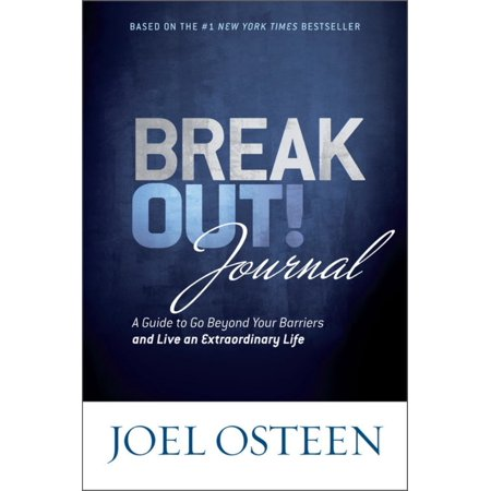 Break Out  Journal  A Guide To Go Beyond Your Barr