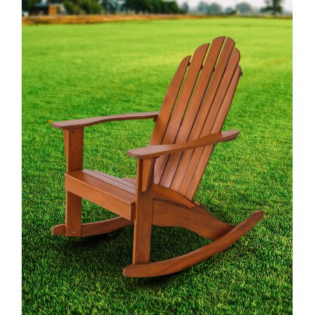 Mainstays Adirondack Outdoor Rocking Chair - Buy 2 and Save