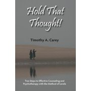 Hold That Thought - eBook