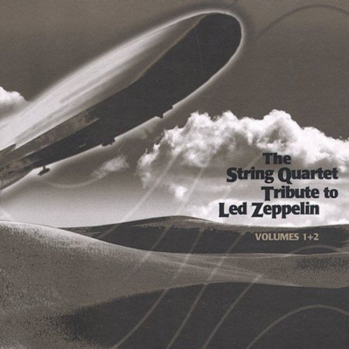 Full title: The String Quartet Tribute To Led Zeppelin Vol. 1 & 2.<BR>Peerformers include: David Davidson, Kristin Wilkinson, John Catchings, David Angell.<BR>Tributee: Led Zeppelin.