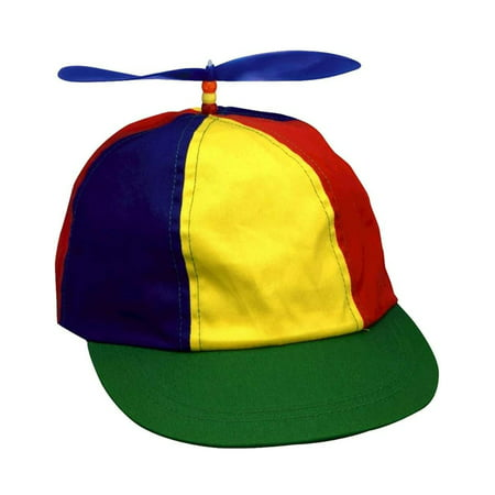 Best Propeller Beanie Multi-colored Hat Halloween Costume Accessory deal
