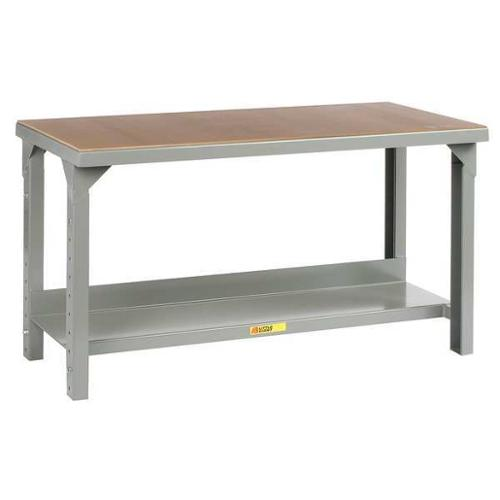 LITTLE GIANT WSH2-3048-AH Workbench, 27-41Hx48Wx30D