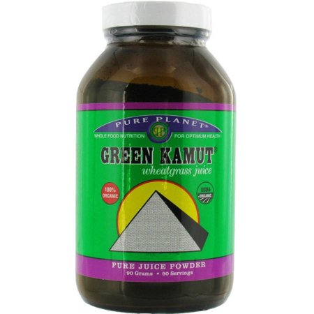 Pure Planet Green Kamut Ogani Dried Juice, 90 (Pure Planet Green)
