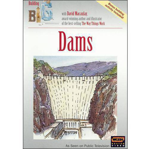 Building Big: Dams (Widescreen)
