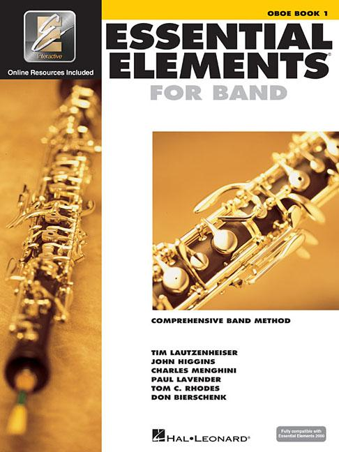 Essential Elements for Band Oboe Book 1 with Eei by Hal Leonard Publishing Corporation