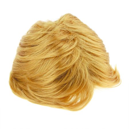 Dressing Up Like A Celebrity For Halloween (Wig for Adults Great for Halloween Holiday Costume Funny Mr. Billionaire Accessory Dress Up Like President Men, Women, Teens, and)