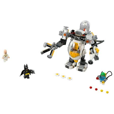 Lego Batman Movie Egghead Mech Food Fight 70920