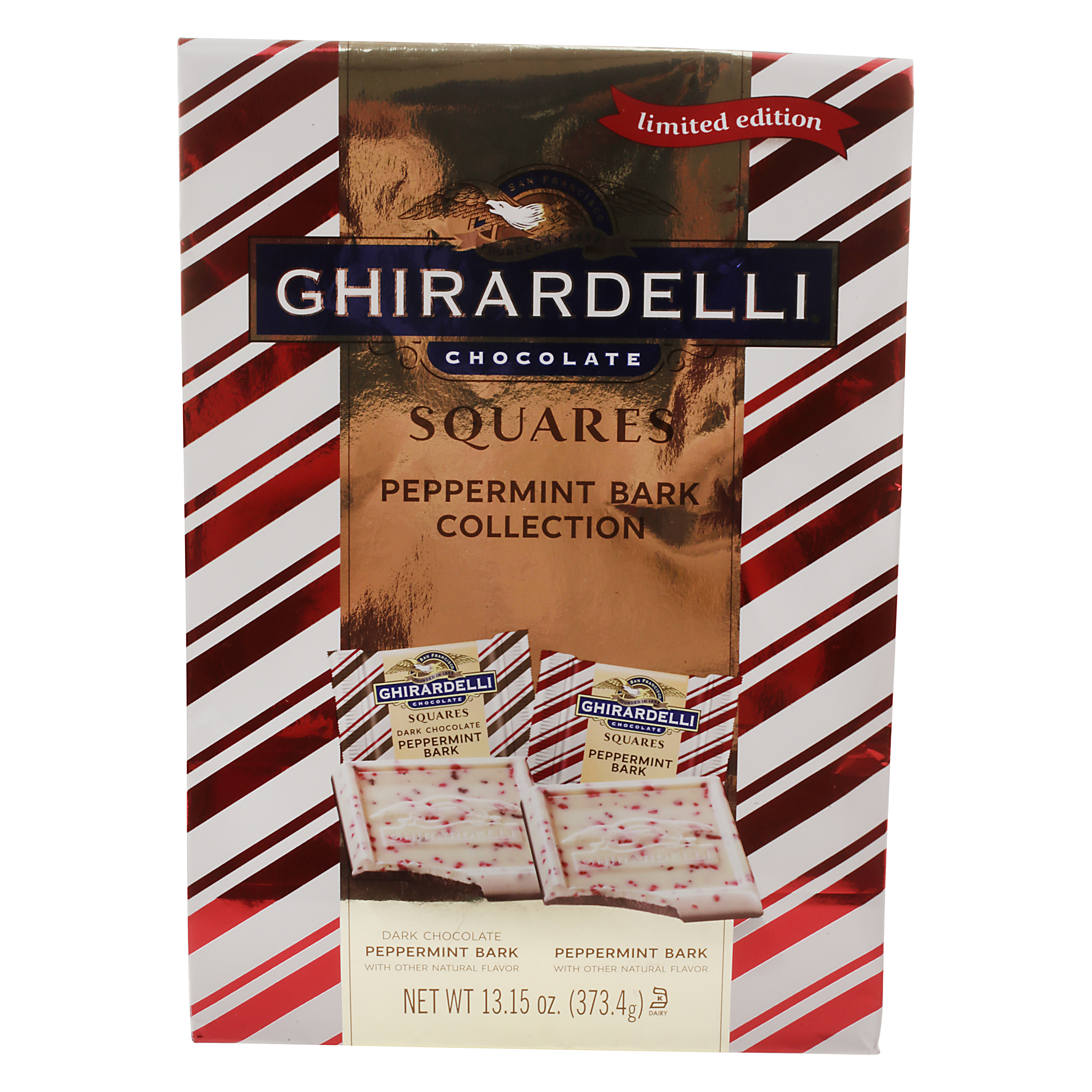 Ghirardelli Peppermint Bark Collection, 13.15��oz