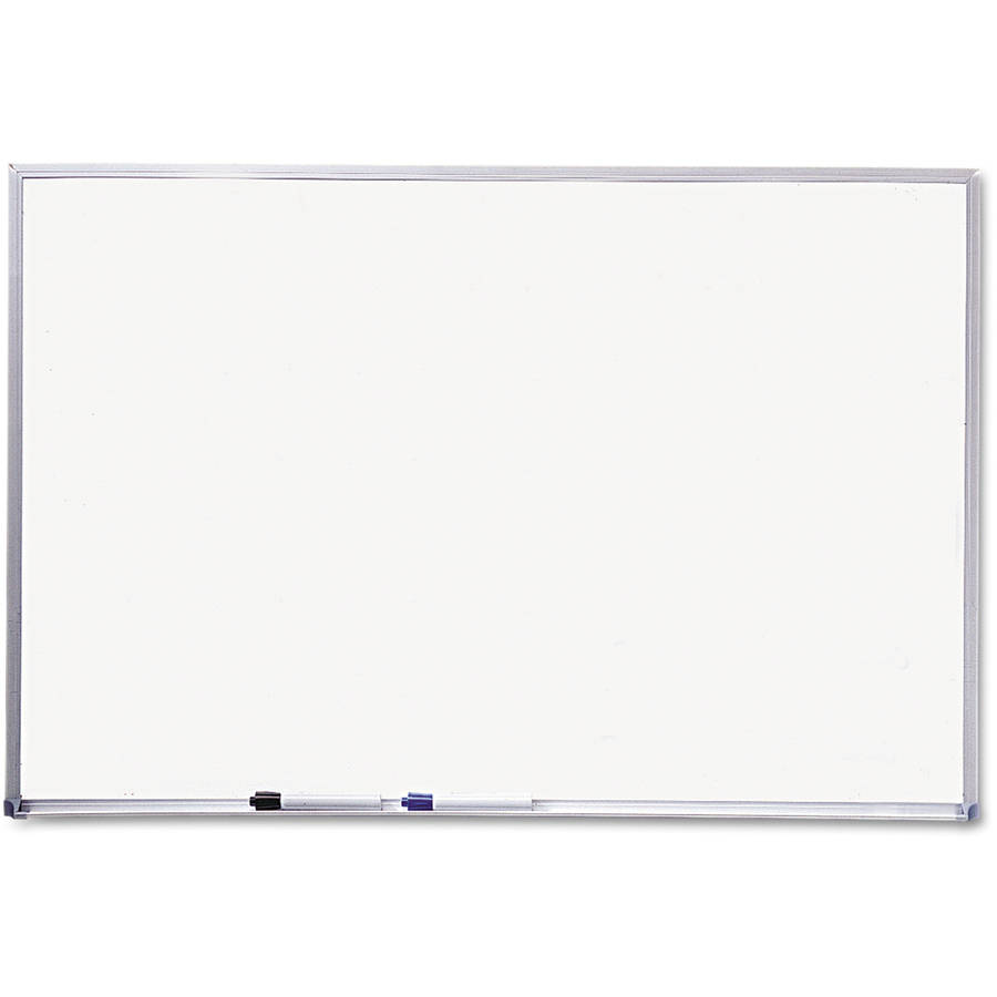 "Mead Melamine Dry Erase Board, 72"" x 48\ by ACCO BRANDS"