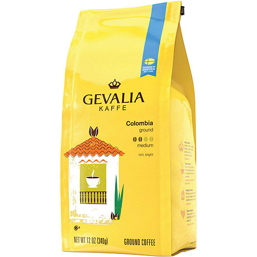 Gevalia Colombia Ground Coffee 12 oz. Bag