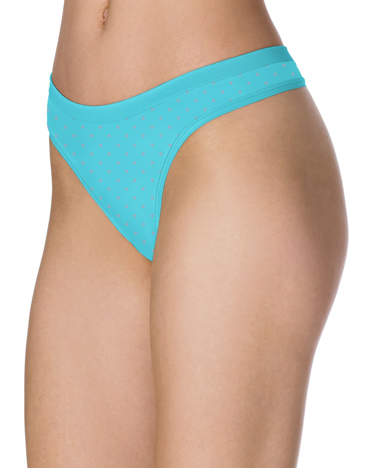 7814d96bfbe9 Barely There - Womens Flex To Fit Thong Panty XL Black - Walmart.com