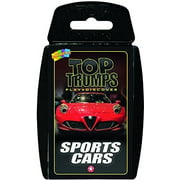 Sports Cars Top Trumps