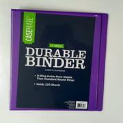 D3 Casemate 1``durable View Purple, 40 Pcs/pallet
