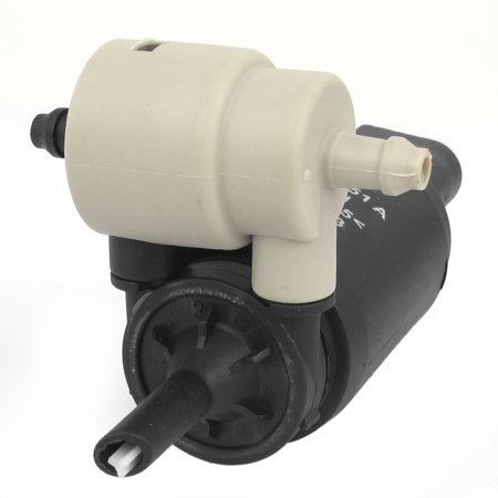 Car Vehicles Double Nozzle Front Windshield Washer Pump Motor for Volkswagen