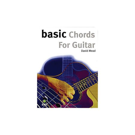 Music Sales Basic Chords for Guitar Music Sales America Series Softcover Written by David Mead