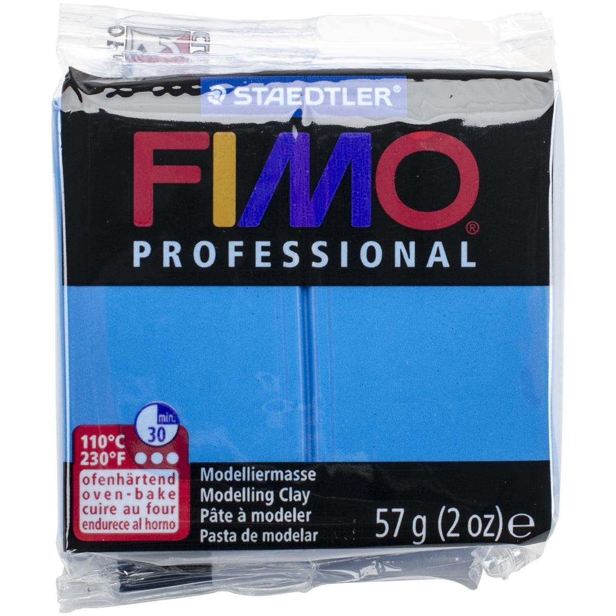 Fimo Professional Soft Polymer Clay 2oz-Blue