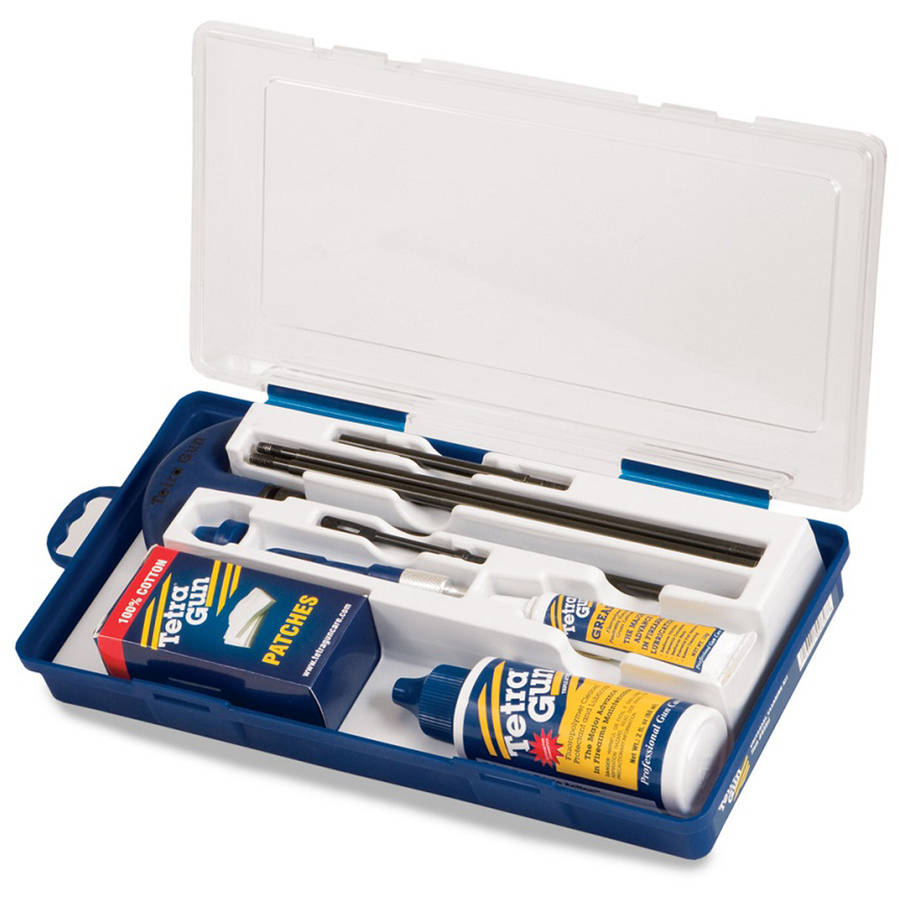 Tetra Gun Care 758I Hndgn/Rfl/Shtgn Universal Cleaning Kit