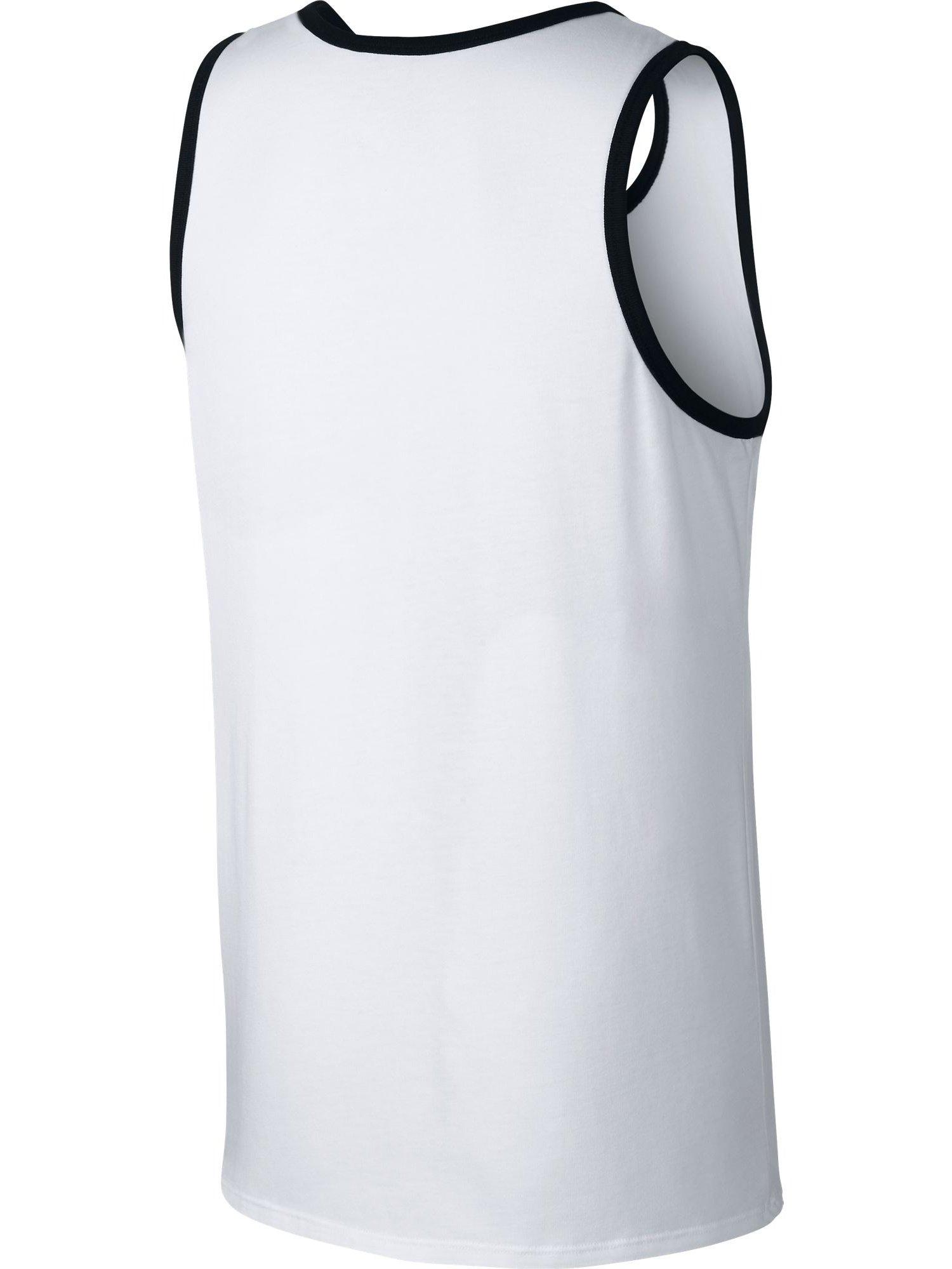 78575fe1e7 Nike - Nike ACE Logo Men s Tank Top Athletic White Black 779234-100 -  Walmart.com