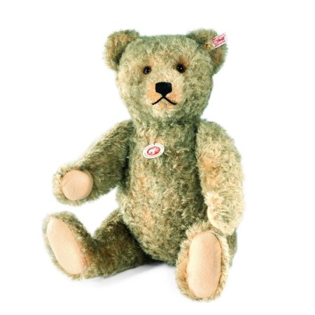 Steiff 2014 Jonathan Mohair Teddy Bear Limited Edition EAN -