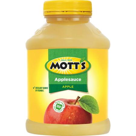 Mott's Applesauce, 48 oz jar