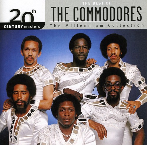 The Commodores - 20th Century Masters: The Millennium Collection: The Best Of The Commodores (CD)