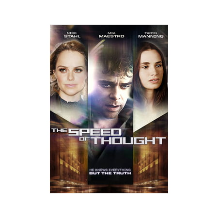 The Speed of Thought (DVD) - Mia Wallace