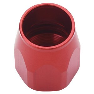 Fragola Performance Systems 999012 Fragola 3000 Series Hose End Replacement Sockets, Red Aluminum, -12 A-N