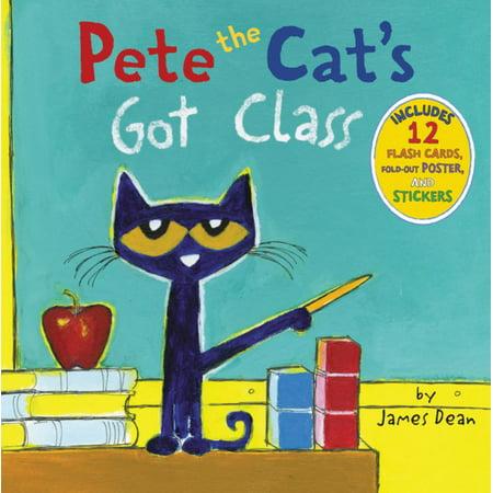 Pete the Cat's Got Class (Hardcover)