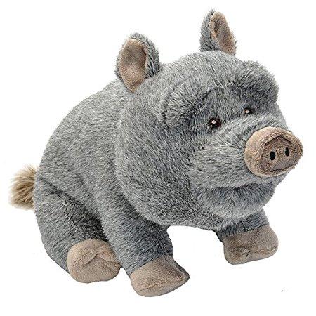 Potbelly Pig Plush, 12