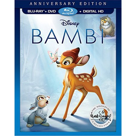 Bambi Ears (Bambi (Anniversary Edition) (Blu-ray + DVD + Digital)