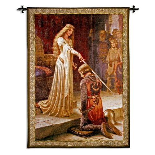The Accolade Small Wall Tapestry